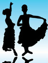 Free Flamenco Dancer Stock Image - 4413761