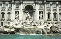 Free Fountain Di Trevi Stock Photography - 4417022