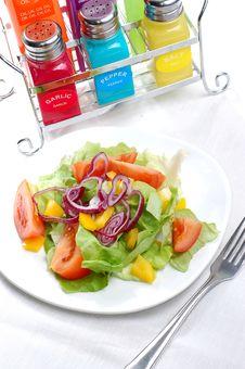 Free Salad Royalty Free Stock Image - 4410636