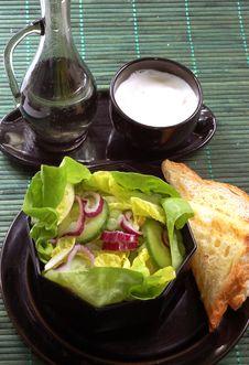 Free Salad Stock Image - 4410661