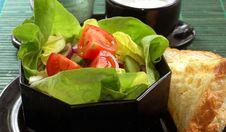 Free Salad Royalty Free Stock Photography - 4410667