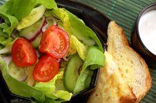 Free Salad Stock Image - 4410671