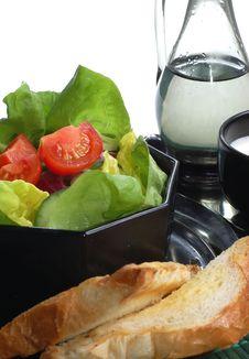 Free Salad Royalty Free Stock Photography - 4410677