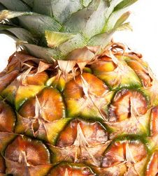 Free Detail Of Pineapple Royalty Free Stock Photo - 4412545