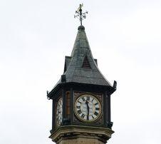 Free Clock Tower Stock Image - 4412771