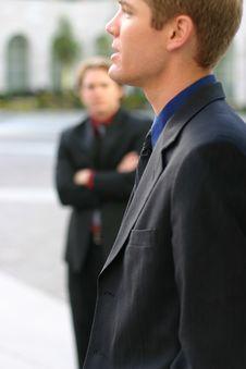 Free Businessmen Royalty Free Stock Photos - 4413378
