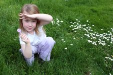 Free Young Girl Stock Photos - 4413613