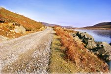 Free Loch Lee2, Highlands, Scotland Royalty Free Stock Photos - 4413848