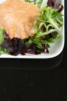 Free Alaskan Smoked Sockeye Salmon Royalty Free Stock Photo - 4414495