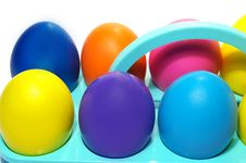 Easter Holiday Eggs Royalty Free Stock Image