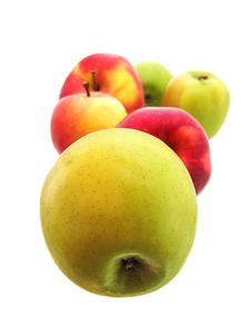 Free Apples Royalty Free Stock Image - 4414826
