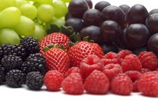 Free Berry Assortment Stock Photo - 4415080