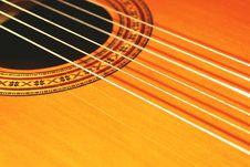 Free Spanish Guitar Stock Photos - 4416473