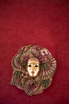 Free Mask At Venice Royalty Free Stock Photography - 4416997