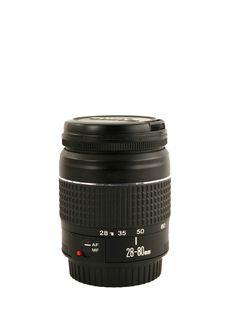 Free 28-80mm Dslr Camera Lens Stock Images - 4417224