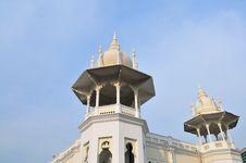 Free Historical Islamic Architecture Royalty Free Stock Image - 4418186