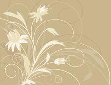 Decorative Bouquet Royalty Free Stock Photo