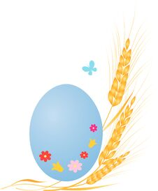 Free Easter-egg Royalty Free Stock Photos - 44150618