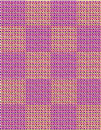 Free Easter Plaid With Tweed Stock Photo - 4428420