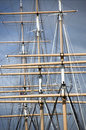 Free Schooner Masts Royalty Free Stock Photography - 4429217