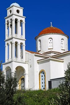 Free Bell Tower Of The Church Stock Photos - 4420483