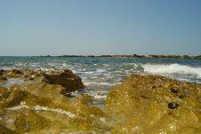 Turkey. Mediterranean Sea. Royalty Free Stock Photo
