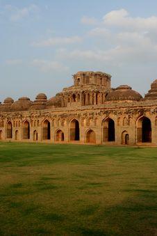 Free Mughal Architecture Stock Photo - 4421450