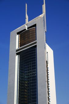 Free Emirates Tower Royalty Free Stock Photography - 4421867