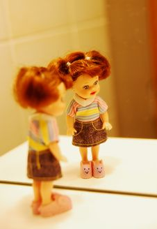 Free Doll Stock Photography - 4422052