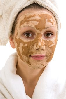 Free Beauty Mask Stock Images - 4422104