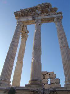 Free Trajan S Sanctuary Stock Photo - 4422570
