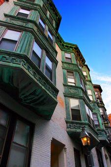 Free Beacon Hill, Boston Royalty Free Stock Images - 4423259