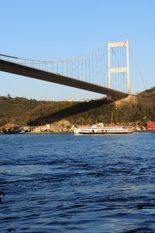 Free Bosphorus Ferry Royalty Free Stock Images - 4423289