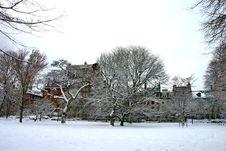 Free Boston Winter Stock Photo - 4423380