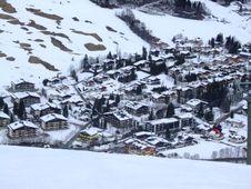 Free Alps (village In Austria) Stock Photo - 4423470