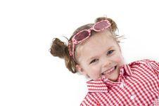 Free Cute Girl Royalty Free Stock Photos - 4425618