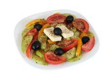 Free Greek Salad Stock Photo - 4426720