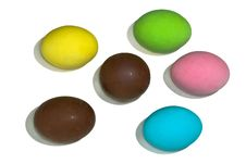 Free Colored Easter Egg Royalty Free Stock Photo - 4427405