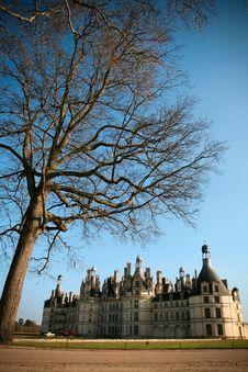 Free Chambord Castle Stock Photo - 4427720