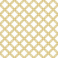 Geometric Seamless  Abstract Pattern Royalty Free Stock Photography