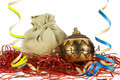 Free New Year Decorations Royalty Free Stock Photos - 4432838