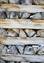 Free Firewood Royalty Free Stock Photography - 4433187