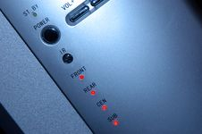 Free Power Button Royalty Free Stock Images - 4430479