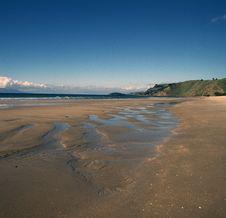 Free New Zealand Beach Royalty Free Stock Photos - 4430768