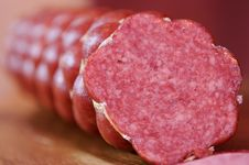 Free Sausage Royalty Free Stock Photo - 4431685