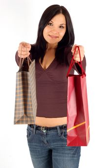 Free Shopping Stock Image - 4432381