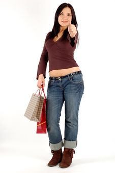 Free Shopping Royalty Free Stock Photos - 4432418