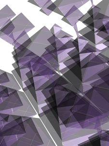 Free Flying Rhombus Stock Image - 4432491