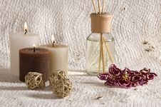 Free Aroma Therapy Items Stock Photo - 4432680