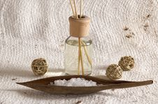 Free Aroma Therapy Items Royalty Free Stock Image - 4432696